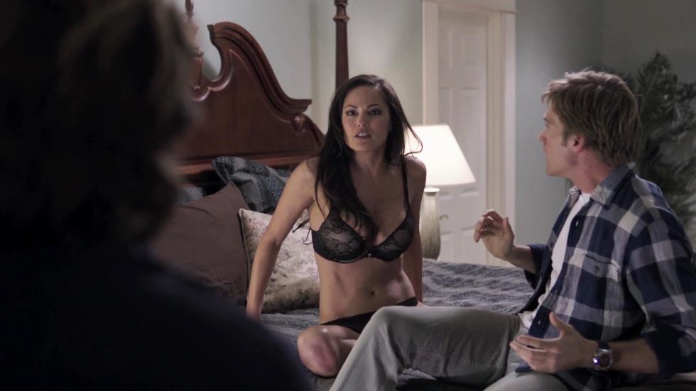 Nude girls massaging nude girls
